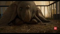 VIDEO: 'Dumbo' Terbang di Trailer Perdana