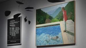 Lukisan Kolam Renang David Hockney Terjual Rp1,3 T