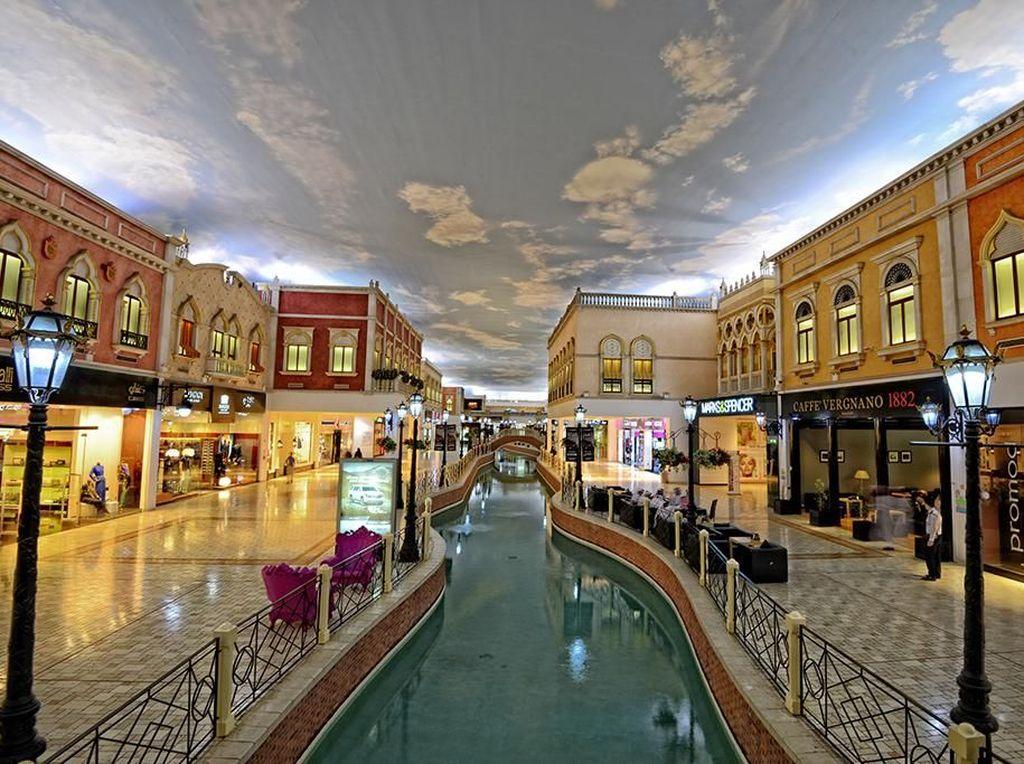 Foto: 'Venesia' di Dalam Mal