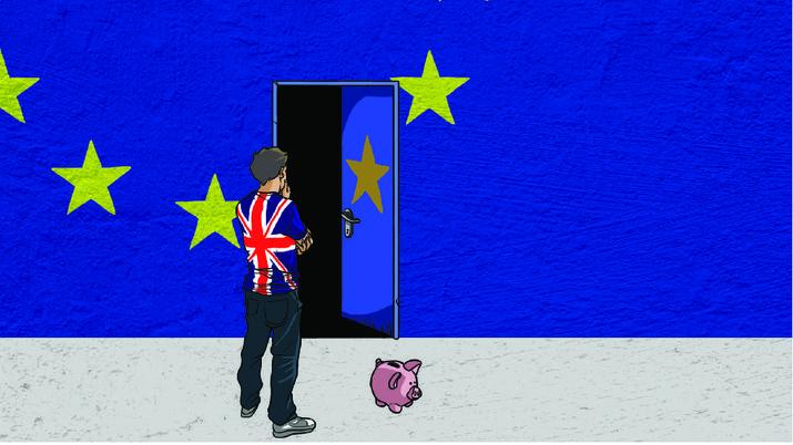 Draft brexit yang telah disepakati akan berdampak minimum bagi ekonomi Inggris.