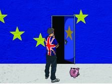 Pemerintah & Bank Sentral Inggris Akan Beberkan Dampak Brexit