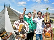 Resmikan 'Markas Avengers', Jokowi Sebut Semangat Iron Man Cs