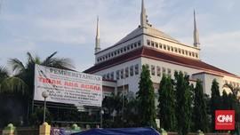 Acara Khilafah Batal di Dua Tempat, Masjid Kemayoran Ditutup
