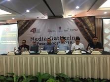 Terpusat di Jawa, Jumlah Investor Pasar Modal Capai 1,53 juta