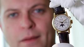 Pecahkan Rekor Dunia, Jam Tangan 'The Asprey' Terjual Rp56 M