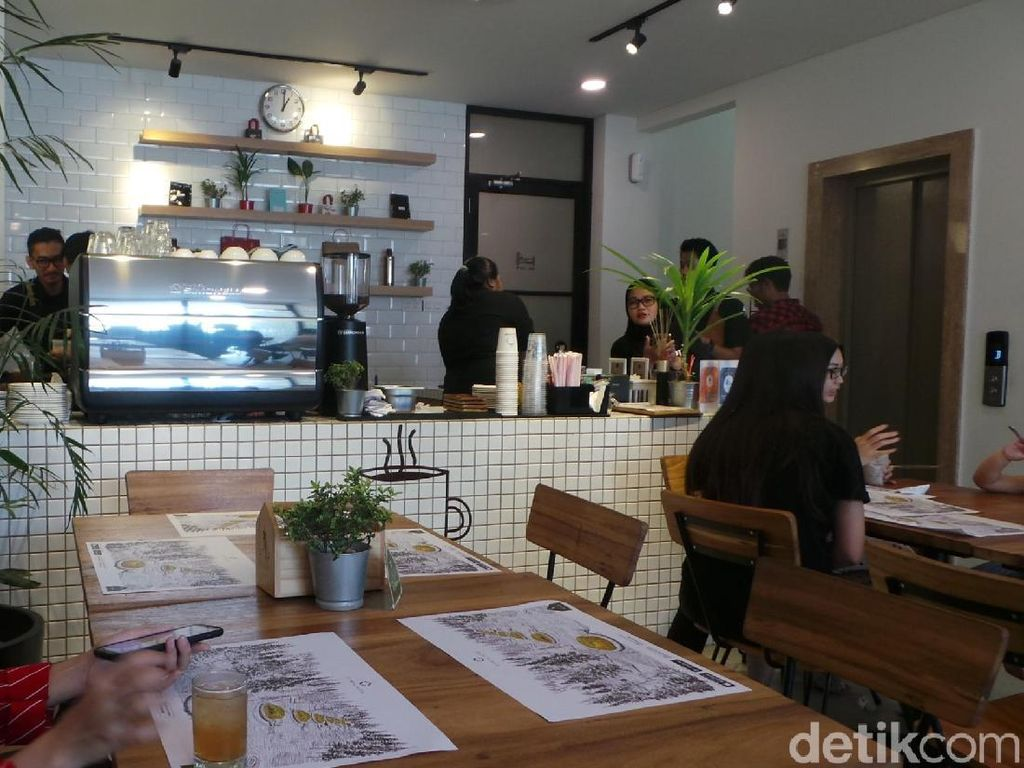 Ada Kafe & Co-Working Space, Hotel Ini Incar Business Traveler