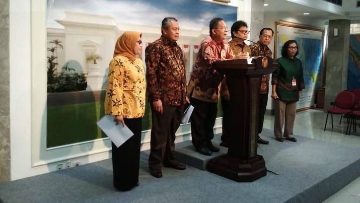 Relaksasi DNI bertujuan untuk mengalirkan investasi ke dalam negeri.
