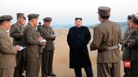 VIDEO: Kim Jong-un Uji Coba Senjata Taktis Baru
