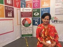 Erna Witoelar: Tak Harus Kaya untuk Jadi Filantropis