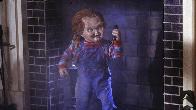 Suara 'Jedi' dalam Boneka Chucky