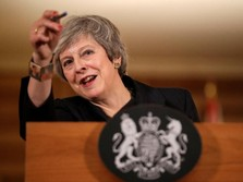 Brexit Ditunda, PM Inggris Lempar Bola Panas ke Parlemen