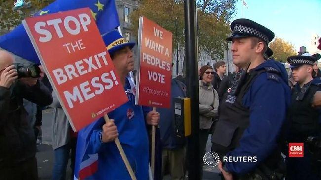 Brexit jadi Inspirasi Fiksi Novelis di Inggris
