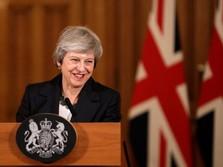 Dapat Mosi tak Percaya, Nasib Theresa May Ditentukan Hari Ini