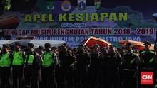 Jakarta Siagakan 7 Ribu Personel Hadapi Banjir di Musim Hujan