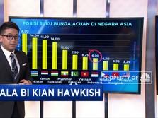 BI Hawkish, Investor Saham Bank Berpesta
