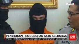 Penyidikan Pembunuhan Satu Keluarga di Bekasi