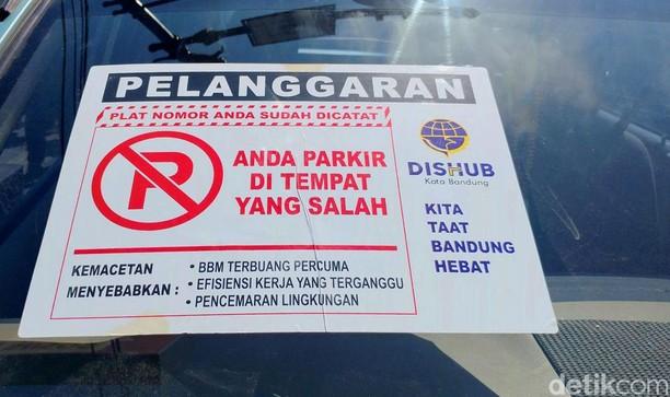 Parkir Sembarangan, 3 Mobil Ini Jadi Sasaran Operasi Cabut Pentil