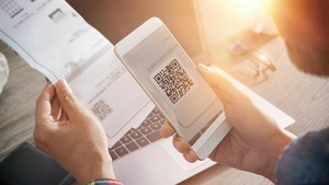 'LinkAja', Layanan Transaksi QR Code BUMN Terbit Kuartal I