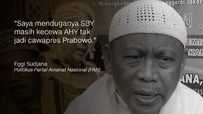 Eggi Sudjana, Politikus Partai Amanat Nasional.