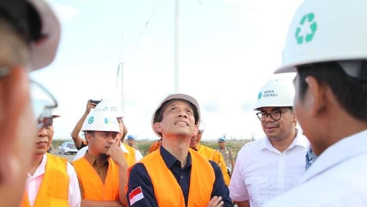 Janji ESDM, Proposal Proyek Ultra Laut Bakal Rampung Q1/2019