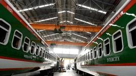 Ekspor Laris Manis, Penjualan Kereta Inka Capai Rp2,42 T