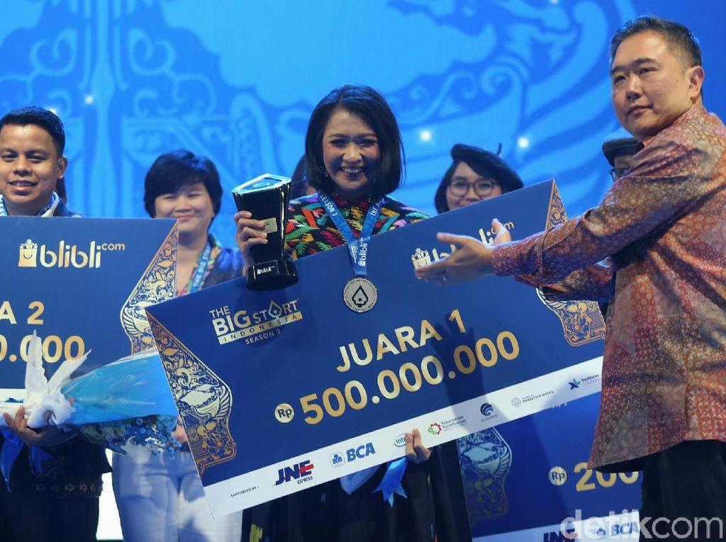 Big Star Indonesia Lahirkan UMKM Handal Era Digital