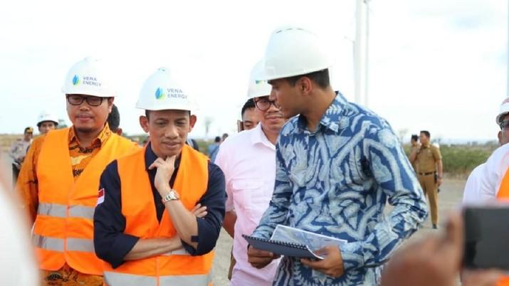 Investasi di migas cukup mahal. Satu sumur bisa habiskan Rp 1,5 triliun tetapi belum tentu dapatkan minyak.