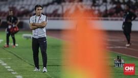 Usai Latih Timnas Indonesia, Bima Sakti Berpeluang ke Liga 2