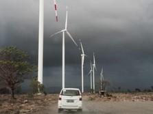 PLN Kebut 736 MW Pembangkit Energi Baru di 2019