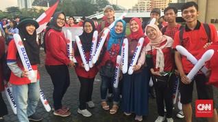 Persahabatan Erat Suporter Timnas Indonesia dan Thailand