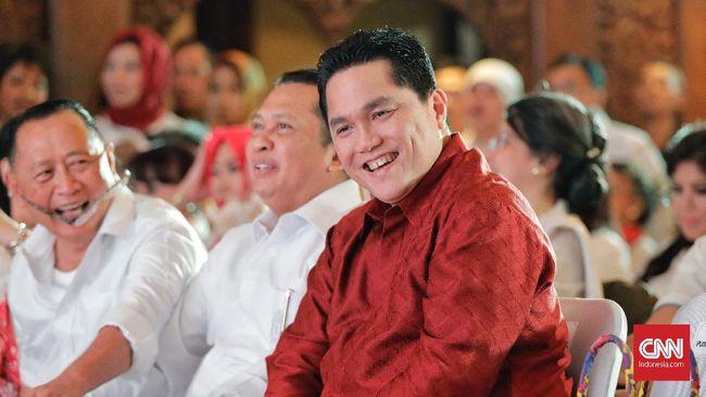 Sebut Prabowo Bohong, Erick Thohir Dilaporkan ke Bawaslu
