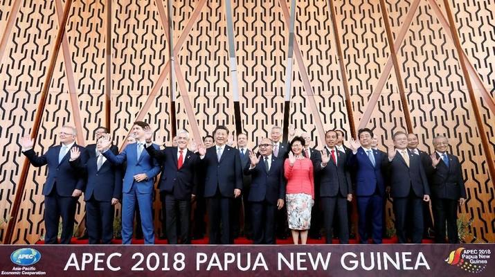 Pertemuan APEC berujung buntu karena pecahnya AS-China