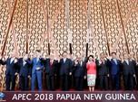 AS-China Tak Sepakat, Sidang APEC Berujung Buntu