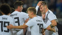 Timnas Jerman Terdegradasi dari Level Top UEFA Nations League