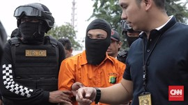 Polisi Gelar Prarekonstruksi Pembunuhan Sekeluarga di Bekasi