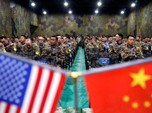 Perang Dagang Memanas, Tentara AS-China Justru Semakin Hangat