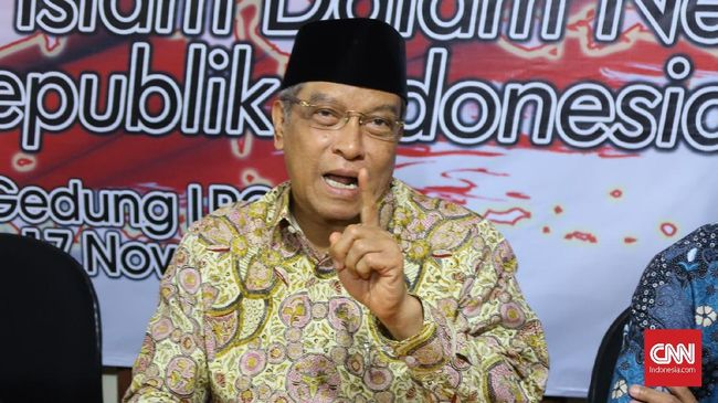 Ketum PBNU: Tidak Boleh Warga Negara Indonesia Tak Beragama