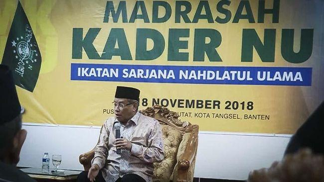 Ikatan Sarjana NU Gelar Madrasah Kader