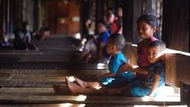 Pengalaman Pegiat Medsos Saat Diajak Menelusuri Desa Dayak