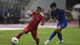 Ranking FIFA, Indonesia Kian Tertinggal dari Thailand-Vietnam