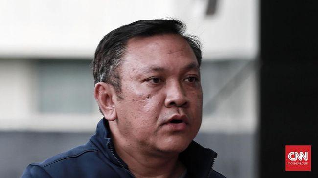 Bupati Pakpak Bharat Tiba di KPK, Status Ditentukan 1x24 Jam