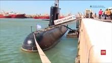VIDEO: Setahun Raib, Kapal Selam Argentina Ditemukan