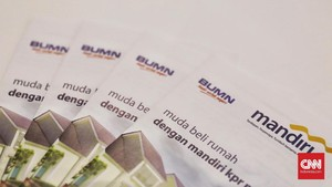 Bank Mandiri Operasikan 350 Cabang Saat Libur Lebaran