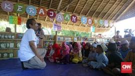 Dongeng untuk Melawan Pengaruh Gawai pada Anak-Anak