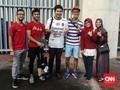 Kisah 2 Warga Asing Dukung Timnas Indonesia Lawan Thailand