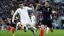Inggris Menang Tipis atas Kroasia di UEFA Nations League