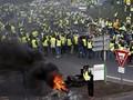 Paris Akan Dijaga 8.000 Polisi untuk Hadapi Demonstran
