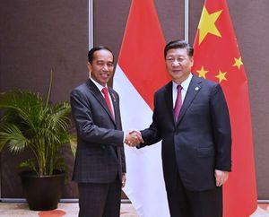 Bertemu Xi Jinping, Jokowi Minta China Permudah Ekspor RI