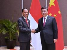 Jokowi Telepon Xi Jinping, Apa yang Dibahas?