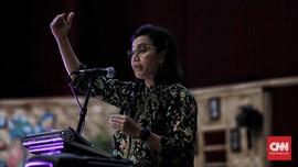 Sri Mulyani Akui Pertumbuhan Ekonomi Belum Merata